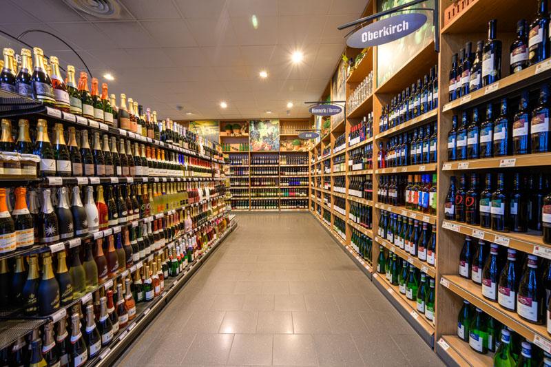 Wein und Sekt – Edeka Decker Appenweier