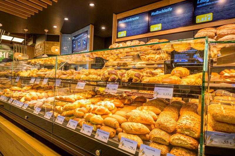 Bäckerei Gerdes – Bäckereivielfalt im Edeka Decker Oberkirch