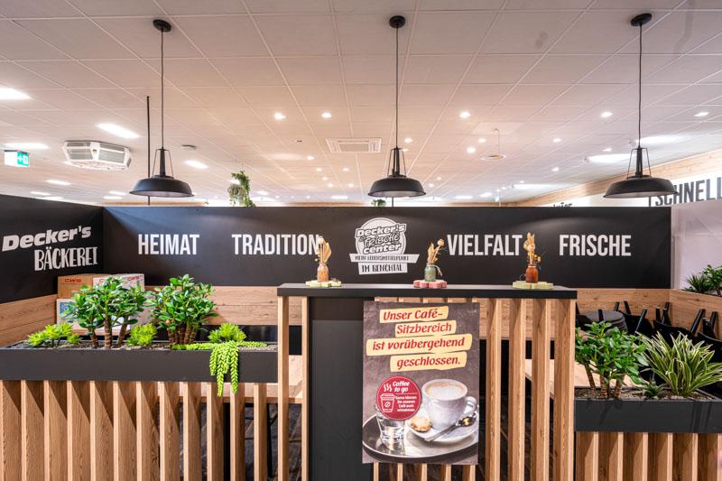 Thekenbereich – Edeka Markt Urloffen