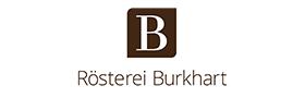 Partnerlogo Rösterei Burkhardt