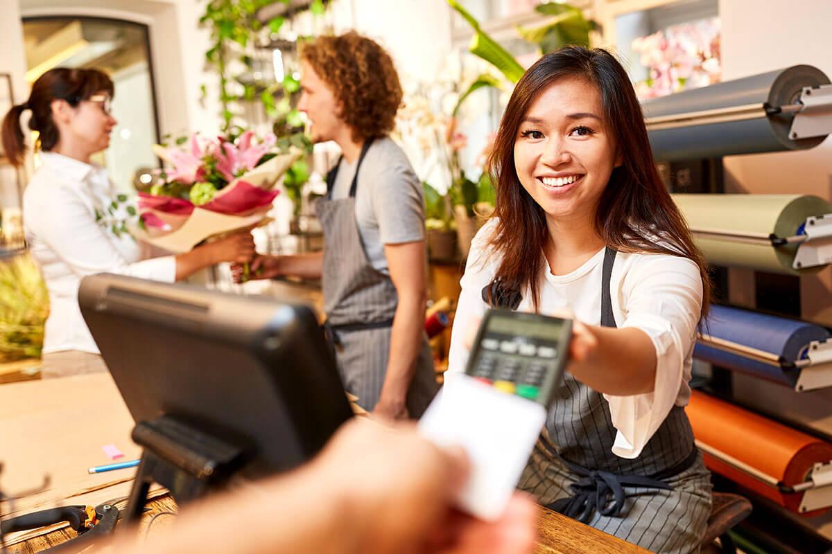 Edeka Decker NFC – Kontaktloses Bezahlen